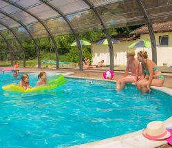 """Campingplatz Clos De La Chaume: Campingplatz """"Sites Et Paysages"""" Au Clos De La Chaume mit Pool"""