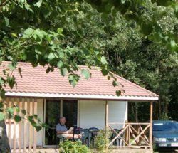 Cosy Chalet in den Vogesen, Campingplatz Au Clos de la Chaume