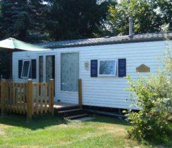 Campingplatz Clos De La Chaume: Cottage 2 - 6 Personen 615x350