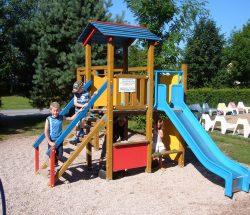 Spiele für Kinder auf dem Campingplatz Clos de la Chaume in den Vogesen