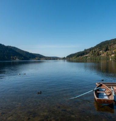 Campingplatz Clos De La Chaume: Lac De Gerardmer